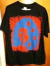 THE FRONT tee XL funk metal 1989 Bakers Pink rock T shirt Michael Franano