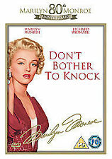 Don't Bother To Knock (DVD, 2012)slim case