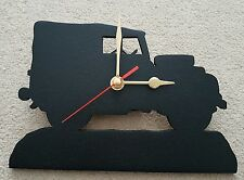 """Land Rover Series 1 80"""" Tilt With Rear PTO """"Ideal Gift"""" Wall Clock"""