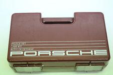 Porsche 911 F Modell 930 Pflegekoffer Original voll guter Zustand Rarität