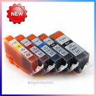 10x Ink Cartridge PGI520 CLI521 for Canon PIXMA iP4700 MP540 MP550 MP560 Printer