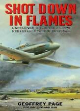 Shot Down in Flames By  Geoffrey Page