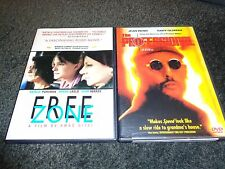 FREE ZONE & THE PROFESSIONAL-2 dvds-NATALIE PORTMAN flees Jerusalem, is assassin