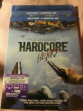 BRAND NEW DVD: Hardcore Henry (Blu-ray + Digital HD), Ilya Naishuller