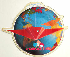 THOMPSON TWINS - PASSION PLANET ~ RARE GLOBE SHAPED PICTURE DISC ~ ARISTA 1984