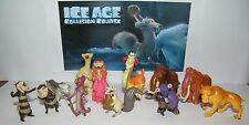 Ice Age Collision Course Movie Party Favors 13 Fun Figures and New Characters