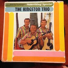 THE KINGSTON TRIO-SOMETHING SPECIAL-LP-1747-CAPITOL