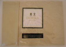 Dorma Jacquard with Pure Cotton Velvet Standard Pillowcase 50x75cm