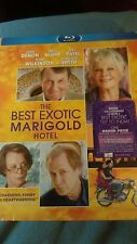 The Best Exotic Marigold Hotel (Blu-ray Disc, 2012)