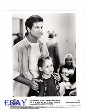 Ted Dawson Macaulay Culkin VINTAGE Photo Getting Even With Dad