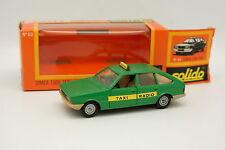Solido 1/43 - Simca 1308 Taxi Radio