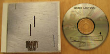 BOOWY...LAST GIG..LIVE AT TOKYO DOME 1988...JAPAN PRESSING MUSIC CD