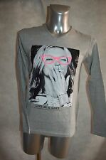 TEE  SHIRT  GANGSTER UNIT GU613 NEUF TAILLE L  TOP  KATE MOSS LIFE IS GAME