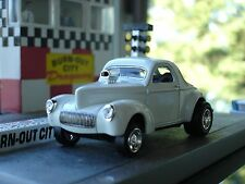 1941 Willys Coupe, Gasser, 1/43