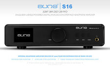 AUNE S16 - 32Bit / 384KHz DSD128 FIFO Full Isolation USB DAC + Headphone Amp