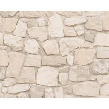 NEW AS CREATION SAND STONE WALL PATTERN RUSTIC BRICK TEXTURED WALLPAPER 692429