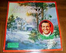 EDDY ARNOLD LP - CHRISTMAS WITH EDDY ARNOLD - READER'S DIGEST RD34 - 1982