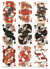 TRANSSIBERIAN EXPRESS playing cards limited 300 by Az-Art Pub. House