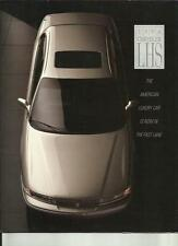 CHRYSLER LHS (USA MARKET) CAR BROCHURE 1994