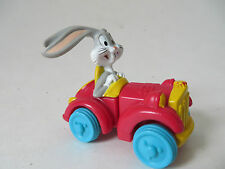McDonalds Happy Meal~ 1993 Bugs Super Stretch Limo Quack Up Car Chase ~FREE SHIP