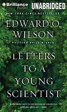 Letters to a Young Scientist by Edward O. Wilson (2015, CD, Unabridged)