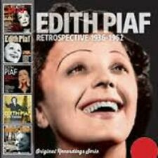 EDITH PIAF Retrospective 1936 - 1962 5CD  beat pop
