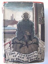 Thomas Burke – THE PLEASANTRIES OF OLD QUONG (1931) – Crime and Horror Stories