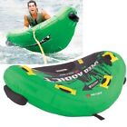 SEVYLOR SPEED ADDICT (1 PERSON) SURF SKI WATER TOWE TUBE BISCUIT INFLATABLE