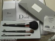 Dior BackStage Brushes Professional Brush Kit Set DE PINCEAUX NIB