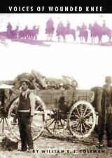 Voices of Wounded Knee-ExLibrary