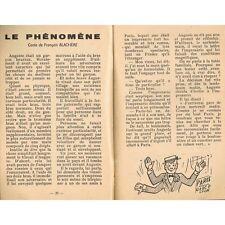 GALÉJADES Revue du RIRE de l'HUMOUR Dessin de BERTHELAGE Rire et Jeux 1961 N°37