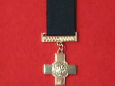 Miniature George Cross Medal GC with ribbon BRAND NEW