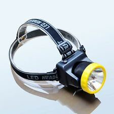 5W LED Headlight  headlamp Miner Light Mining Lamp Hunting camping