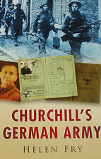 GERMANS IN BRITISH ARMY WW2 - Second World War History Churchill Jews Anti Nazis