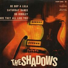 CD Single The SHADOWS Be Bop A Lula - EP REPLICA 4-track CARD SLEEVE + VERY RARE
