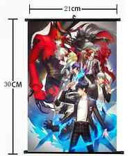 Hot Japan Anime P4G PERSONA 5 The Golden Wall Scroll Poster cosplay 1180
