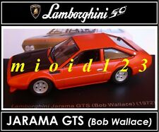 1/43 -  Lamborghini Collection 50° : JARAMA GTS ( Wallace ) [ 1972 ] - Die-cast