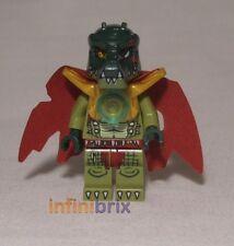 LEGO Cragger da imposta 70006, 70115 + 70014 Chima COCCODRILLO TRIBE NUOVO loc024