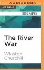The River War by Winston Churchill (2016, MP3 CD, Unabridged)