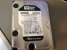 Western Digital WD6401AALS, 640GB SATA, 7200RPM