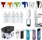 Brita Pitcher Bottle Faucet Tap Water Filtration Filter Replacements Brand New