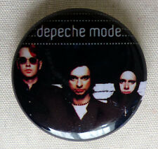 Depeche Mode 25mm Pin Badge DM