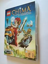 Chima Il Leone il Coccodrillo il Potere di Chi DVD Animazione LEGO vol 1 10 epis