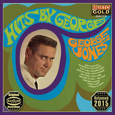 Hits By George - George Jones (2015, CD NIEUW)