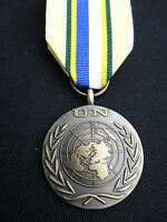 BRITISH ARMY,PARA,SAS,RAF,RM,SBS - UN Military Medal & Ribbon SUDAN (2) - New!