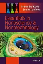 ESSENTIALS IN NANOSCIENCE AND NANOTECHNOLOGY - NEW HARDCOVER BOOK