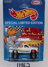 Mattel Hot Wheels Kraft C.rex Cheesasaurus ©​ 1993 11595 Mobile FNQHobbys (11862