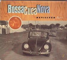 BOSSA CUCA NOVA - various artists CD