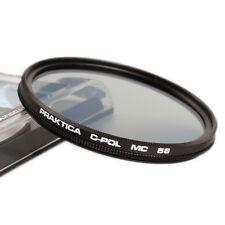 Praktica 58 mm MC CPL Filter Design von Schneider ( B+W) Circular Polfilter