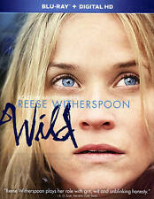 WILD 2015 BLU RAY REESE WITHERSPOON   LIKE NEW!! NO SCRATCHES!!!